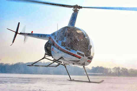 Heli Air - Introductory Helicopter Flying Lesson Experience - Save 43%