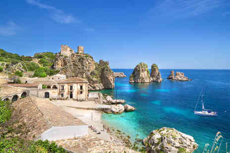 Travel Unravel Holidays  - Two Night 4 Star Sicily Stay Plus Flights - Save 28%