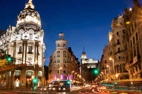 Travel Unravel Holidays - Two night Madrid Break - Save 33%