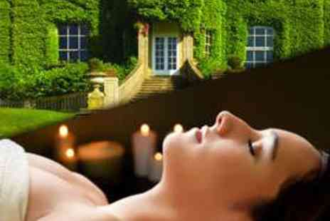 Combe Grove Manor Hotel - Spa Day with Treatment and Lunch - Save 56%