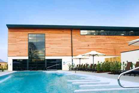 David Lloyd  -  Farnham Spa Day including Lunch & Bubbly - Save 41%