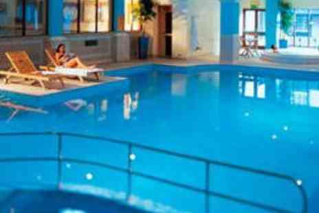 Marriott Breadsall Priory - Leisure Club Indulgence Day Pass for Two - Save 60%