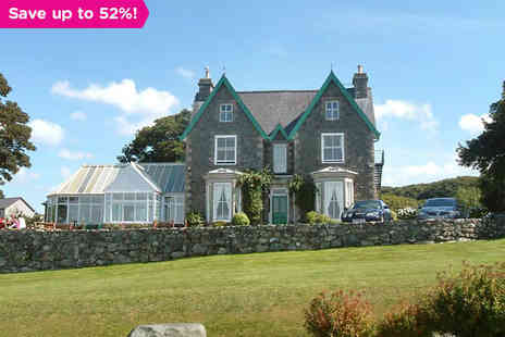 Ael Y Bryn Hotel - Enchanting Views of Cardigan Bay - Save 52%