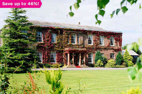Greenhill Hotel - A Getaway Close to the Lake District for Couples and Families - Save 46%