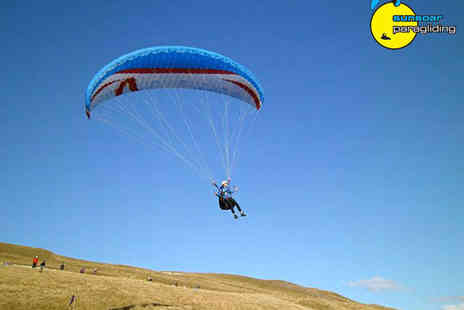 Sunsoar Paragliding - Paragliding Taster Experience - Save 55%