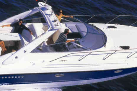 Powerboat Days - Luxury 40ft Sunseeker Powerboat Driving for 1 - Save 0%