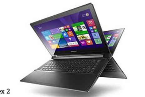 WAM Europe - Lenovo Flex 2 Convertible Touch Screen 4GB - Save 29%