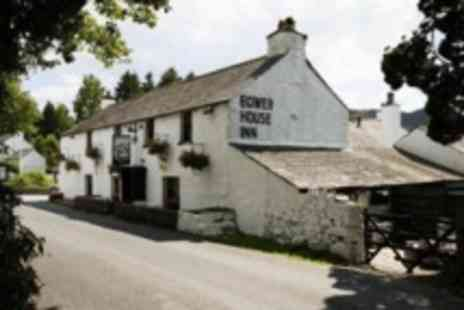 The Bower House Inn - Two night Lake District break for two, including full English breakfasts - Save 0%