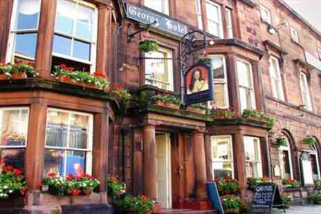 The George Hotel  - Two Night Stay in Penrith with Meals - Save 0%
