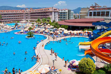 Major Travel - Four night  stay all inclusive Turkey break including flights  - Save 23%
