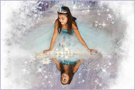 Picture Perfect by Mario -  Frozen themed childrens photoshoot including Two prints  - Save 0%