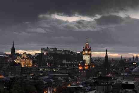 Auld Reekie Tours -  Edinburgh ghost tour for Two - Save 50%
