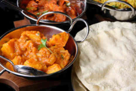 Ashoka - Traditional Indian Banquet for Two  - Save 43%