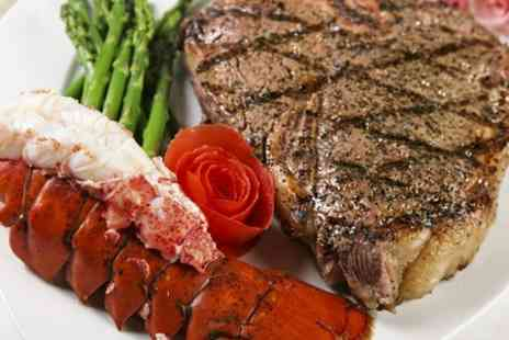 Rangos - Hot Stone Steak or Seafood With Lobster Meal Plus Sides and Prosecco  - Save 55%
