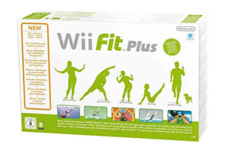 Electric Mania - Nintendo Wii Fit Plus and Balance Board - Save 64%