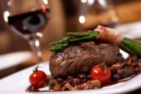Sackville Lounge - Two courses meal for Two  - Save 56%
