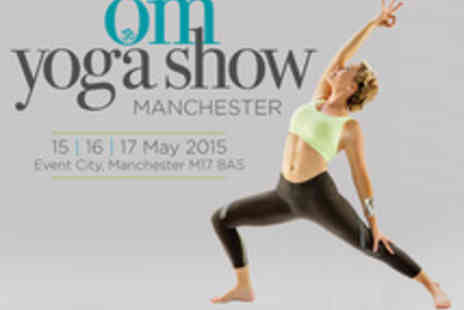 Prime Impact Events & Media - Two Tickets to the OM Yoga Show Manchester  - Save 53%