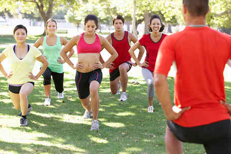 Keepfit Boot Camp - 10 Bootcamp Classes at a Choice of Six London Locations - Save 66%