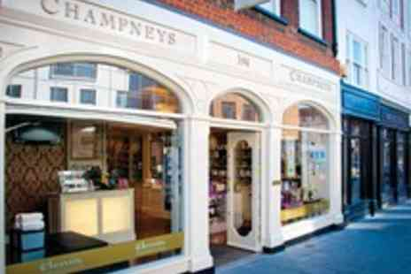 Champneys  - Two Treatments of Your Choice  - Save 19%