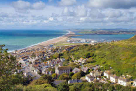 Acqua Beach Weymouth - Two Night Boutique Seaside Break in Weymouth with a Larder Board and Bottle of Wine - Save 51%