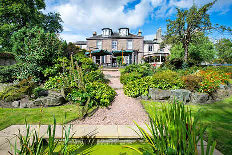 The Parklands Hotel - Award Winning Perthshire Hotel Escape with Champagne and Double AA Rosette Dining - Save 54%