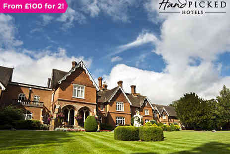 Audleys Wood Hotel - A Serene Getaway in Hampshire - Save 0%