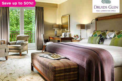 Druids Glen Resort - Enchanting Five Star Break in County Wicklow - Save 50%