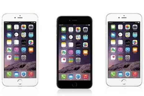 Mobile Phones Direct - iPhone 6 Plus 16GB  on 24 Month Vodafone Contract, 4G Data, Unlimited Minutes and Texts - Save 0%
