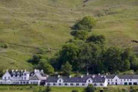 The Portsonachan Hotel - Three night self catering Argyll group break - Save 68%