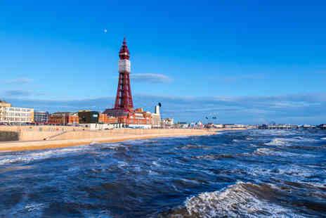 The Haven Hotel - Two Night Break in Blackpool for Two - Save 49%