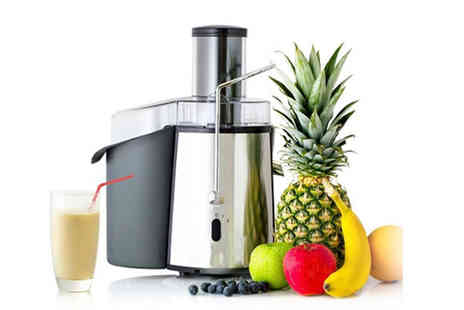 AKJ Enterpises  - Whole Fruit Juice Extractor With Jug - Save 64%