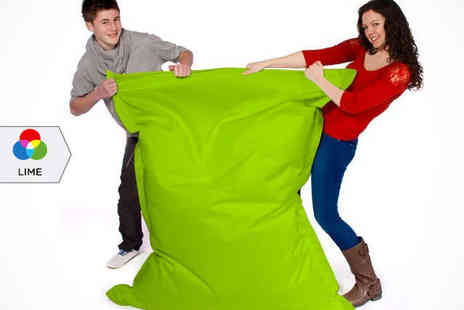 Comfy Outdoor Seating - Outdoor Beanbag in Choice of Colour, Delivery Included - Save 59%