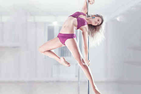 Adage Dance & Fitness Studios - Five Pole Dancing Classes - Save 50%