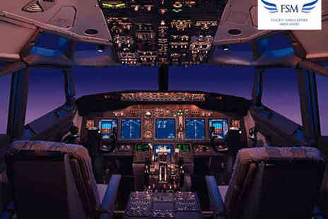 Flight Simulators Midlands - Flight Simulator Experience - Save 67%