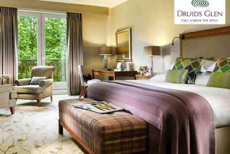 Druids Glen Resort - One Night Five Star Break in County Wicklow for Two - Save 50%