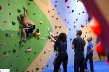 The Climbing Academy - Introduction to Bouldering For One Person - Save 71%