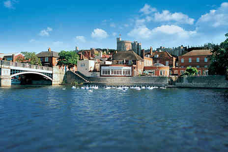 The Sir Christopher Wren Hotel - One Night Riverside Stay in Historic Windsor - Save 35%