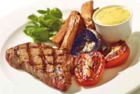 Macdonald Windsor Hotel - Steak Meal with a Glass of Wine for Two - Save 36%