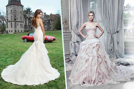 Adele Louise Bridal - £200 wedding dress voucher to spend  - Save 75%