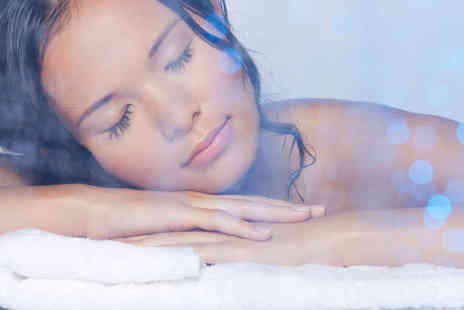 Synergy Healthcare - Ozone Therapy Steam Bath  - Save 50%