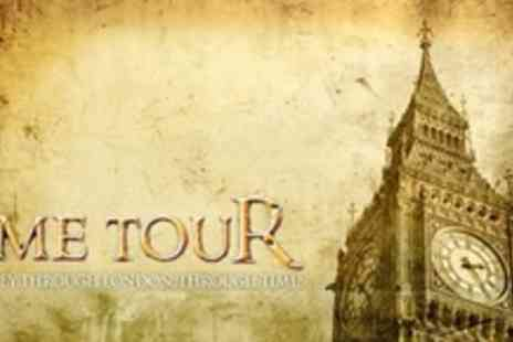 Time Tour - Ticket For One to Professor Quantums Magnificent Time Tour - Save 50%