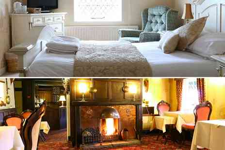 String of Horses Inn - Two nights stay with breakfast & a box of chocolates - Save 52%