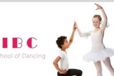 IBC School of Dancing - Twenty Half Hour Dance Lessons For Children - Save 71%