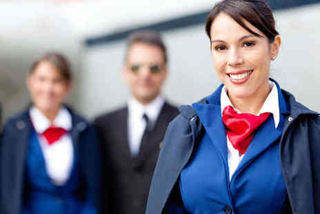 Be a - Online Cabin Crew Course - Save 81%