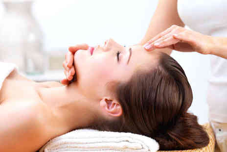 Simply Beautiful Hair & Beauty - Luxury Hour Long Facial with Back Massage or Body Wrap with a Standard Facial  - Save 58%