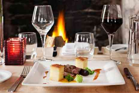 Three Salmons Hotel -  Award Winning Tasting Menu & Bubbly for Two - Save 49%