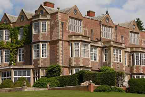 Goldsborough Hall -  Luxury Yorkshire Stay with 5-Course Dinner  - Save 47%