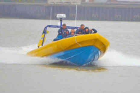 Jetstream tours - 90  Minute River Medway Boat Tour for Two  - Save 44%
