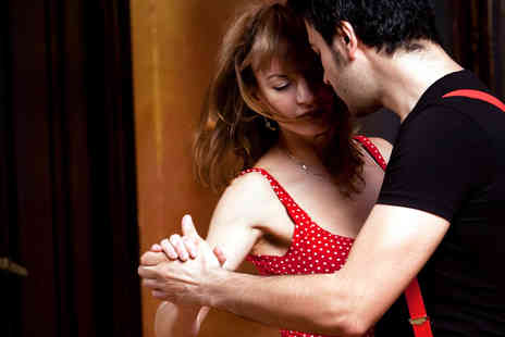 London Diary - 11 Salsa Classes for One  - Save 78%