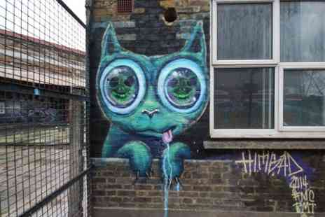 Camden Street Art - London Graffiti Tour for One  - Save 33%